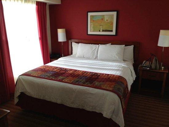 Residence Inn San Diego Rancho Bernardo/Scripps Poway: Bed room