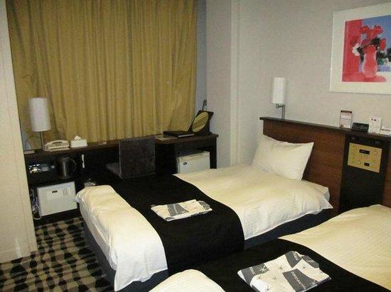 APA Hotel & Resort Tokyo Bay Makuhari: 室内