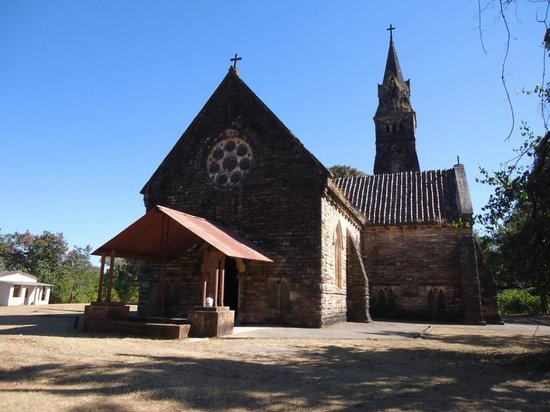 Pachmarhi Catholic Church