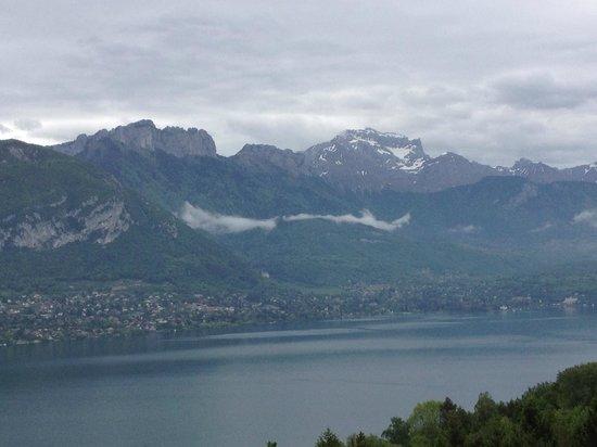 Montagne du Semnoz : Scenic view
