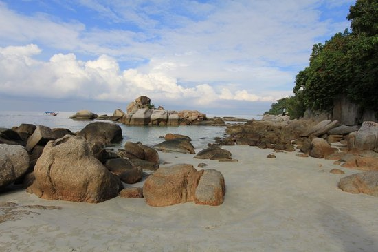 Pangkor Bay View Beach Resort: beautiful scenery near Chinese Temple