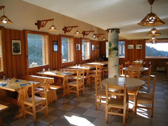 Rifugio Arbolle: Sala da pranzo