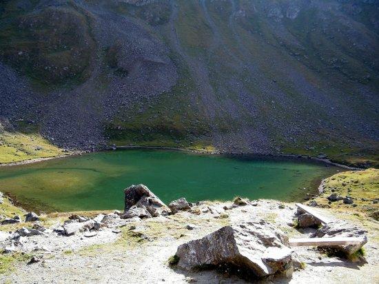 Rifugio Arbolle: Lago Arbolle