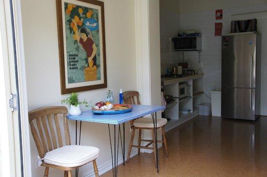 Admiral Collingwood Lodge: Kitchen area
