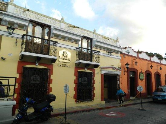 Best Western La Noria: Fachada del hotel