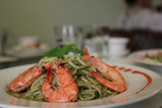 Tahiti Cafe Italian Restaurant