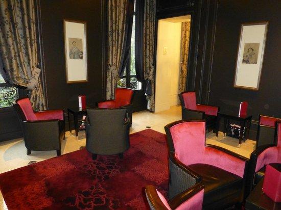Hotel Regent's Garden: Lounge