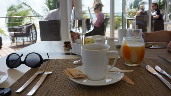 Blue Diamond Luxury Boutique Hotel: Breakfast