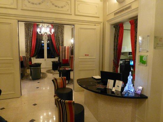 Hotel Regent's Garden: Lobby