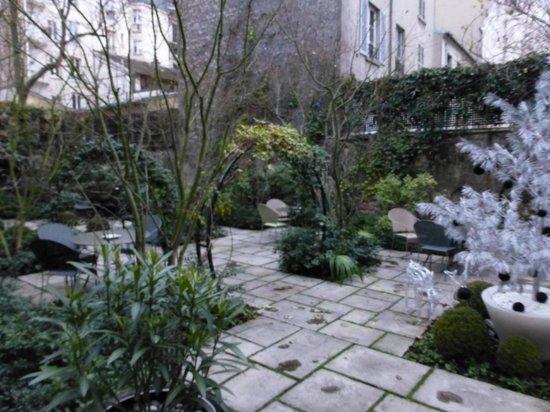 Hotel Regent's Garden: Garden