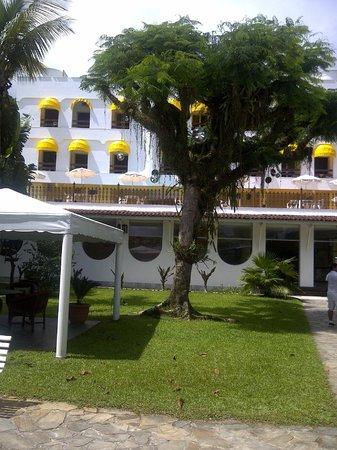 Hotel Porto Di Mare: Fachada do Hotel