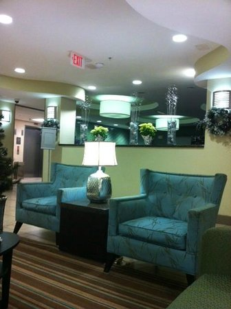 BEST WESTERN PLUS Fort Lauderdale Airport South Inn & Suites: Lobby