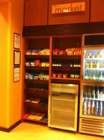 Fairfield Inn & Suites Fort Lauderdale Airport & Cruise Port: Snacks