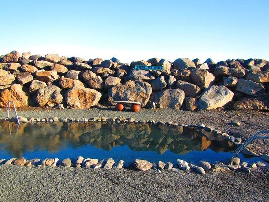 Saudarkrokur, Islandia: Grettislaug