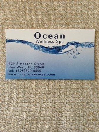 Ocean Wellness Spa & Salon: It will make your day a little better!
