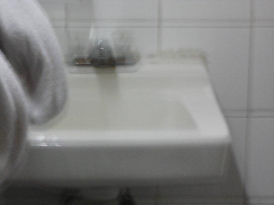 Tropicana Inn: bathroom