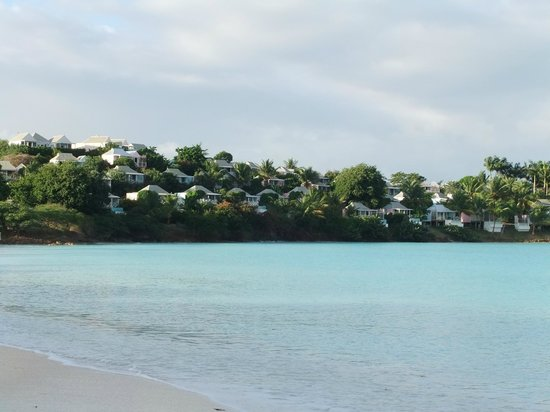 Cocobay Resort: Cocobay from Valley Church Beach