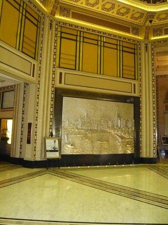 Fairmont Peace Hotel: Lobby
