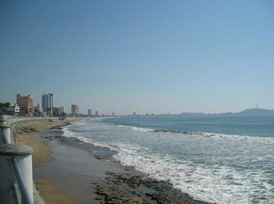 Golden Zone Beach Area