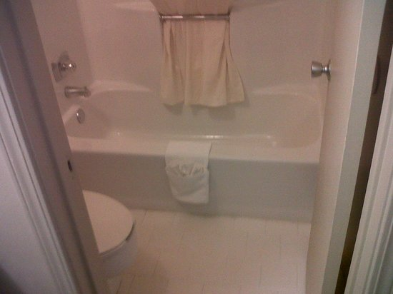 Americas Best Value Inn Tuscaloosa: Bathroom
