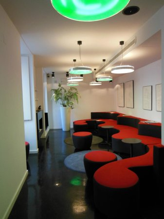 Hotel Gat Rossio: salon