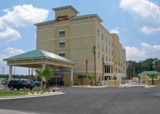 هامبتون إن آند سويتس ليك سيتي: Hampton Inn & Suites Lake City Exterior