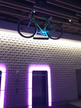 YOTEL New York at Times Square West: looby