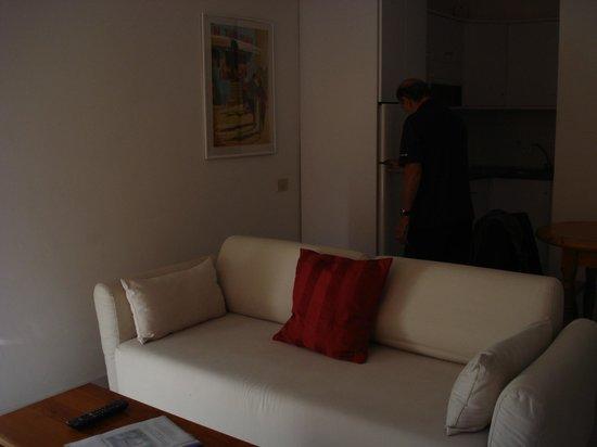 Apartamentos Bellavista Gomera: Comedor