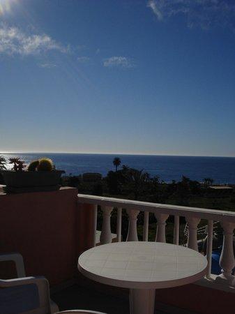 Apartamentos Bellavista Gomera: Vista desde el balcón