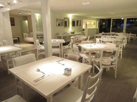 Atlantico Boutique Hotel: Breakfast Area