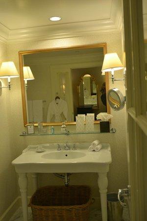 The Ritz-Carlton, Half Moon Bay: Baño
