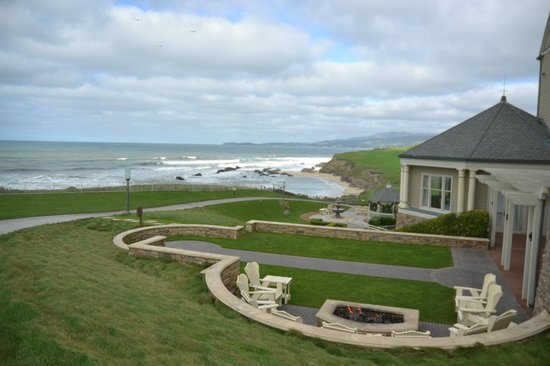 The Ritz-Carlton, Half Moon Bay: Hotel y alrededores