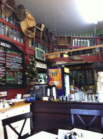Once Upon a Thyme: Fun lunch spot!