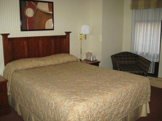 Wolcott Hotel  STANDARD QUEEN ROOM. Shopping in NYC   Picture of Wolcott Hotel  New York City