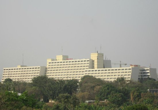 Sheraton Abuja Hotel: The Sheraton