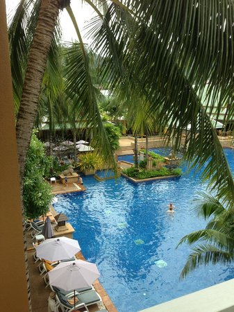 Holiday Inn Resort Phuket: Busakorn pool