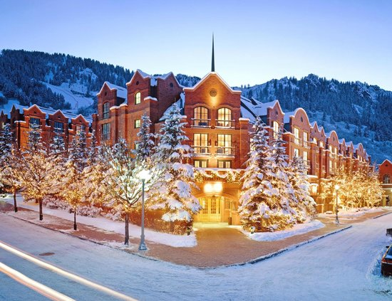 Incentive travel - St. Regis Aspen Resort