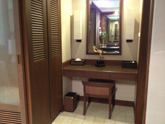 Holiday Inn Resort Phuket: Dresser