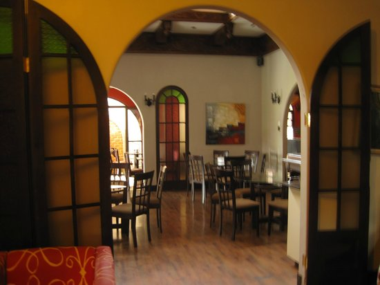 Hostel Casa Colon: comedor