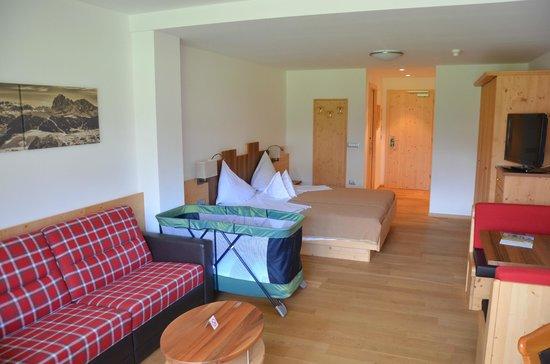 Hotel Alpenroyal: La nostra matrimoniale comfort