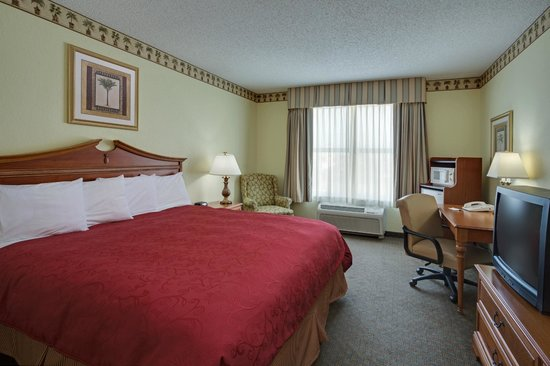 Country Inn & Suites By Carlson, Port Canaveral: King Bed Guest Room