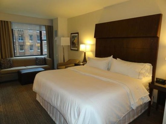 The Westin New York Grand Central: Hotel Room