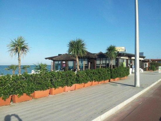 Chalet moyto porto sant 39 elpidio ristorante recensioni - Ristorante il giardino porto sant elpidio ...