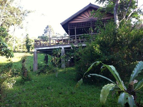 Baan E-Tu Waterfall Resort: Canteen