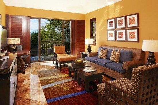 Fairmont Mayakoba: Casita Suite