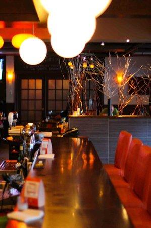 Restaurant Gab's Resto-Bistro : Notre bar