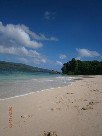 Grand Bahia Principe Cayacoa: Bacardi Island Beach