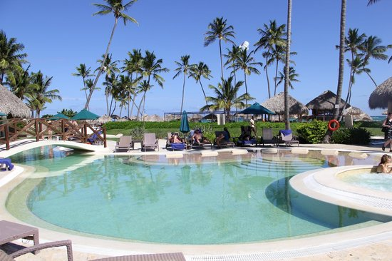 Now Larimar Punta Cana: One of the many beautiful pools