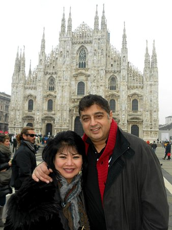 The Hub Hotel: The Milan Duomo Cathedral