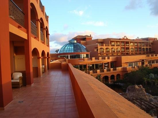 Sheraton Fuerteventura Beach, Golf & Spa Resort: view from our 3rd floor balcony